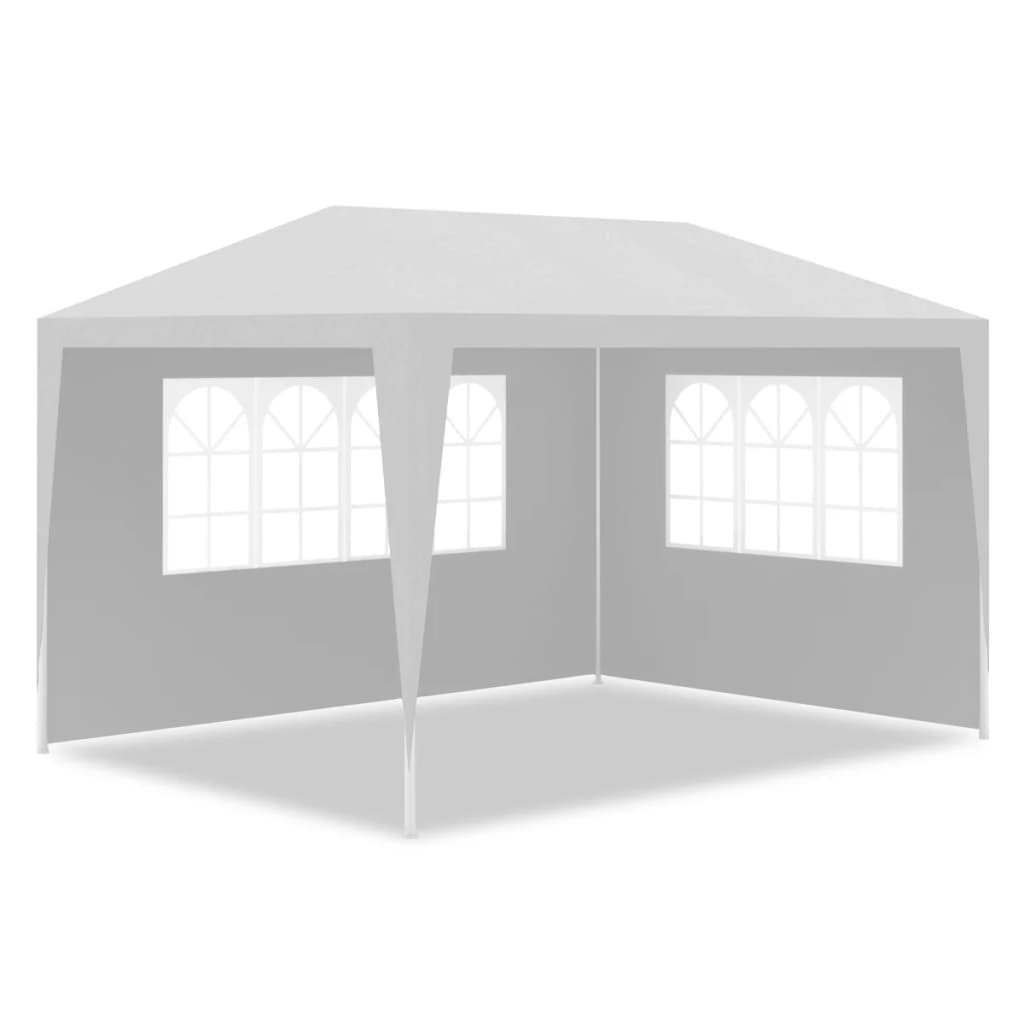 Party Tent 3×4 m white 3