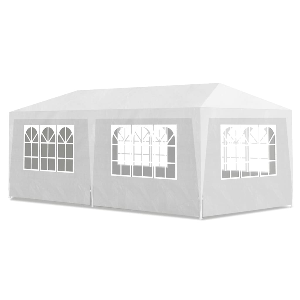 Party Tent 3×6 m White 2