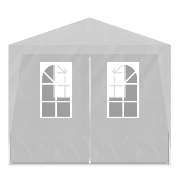 Party Tent 3×9 m White 4