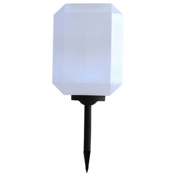 Outdoor Solar Lamps 4 pcs LED 30 cm White 3