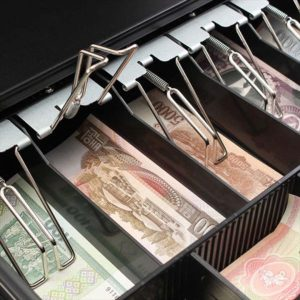 Cash Drawers & Trays