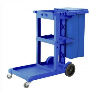 Cleaning Cart Trolley